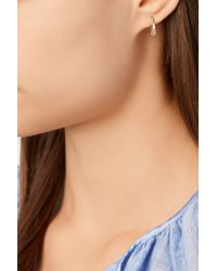 Melissa Joy Manning | Blue 14-karat Gold Earrings | Lyst