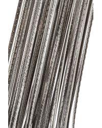 Rosantica - Multicolor Cattiva Palladium-tone Bracelet - Lyst