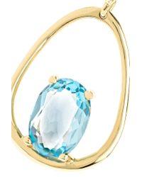 Ippolita | Metallic Rock Candy 18-karat Gold Topaz Earrings | Lyst
