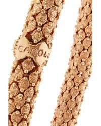 Carolina Bucci - Metallic Twister 18-karat Gold Bracelet - Lyst