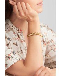 Carolina Bucci - Metallic Florentine 18-karat Gold Bracelet - Lyst