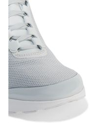 Nike - Metallic Air Max Jewell Leather-trimmed Mesh And Plastic Sneakers - Lyst