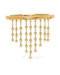 Chloé - Metallic Exclusive Gold-tone Bracelet - Lyst