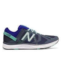 brand new 17d50 7814d New Balance. Men s Blue Vazee Transform Mesh Trainer ...
