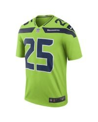 huge selection of bcee8 f4be0 Lyst - Nike Nfl Seattle Seahawks Color Rush Limited (richard ...