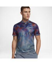 NikeCourt Dry Advantage Men's Slim Fit Tennis Polo
