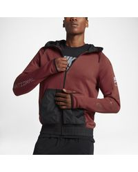 Nike - Red International Men's Full-zip Hoodie for Men - Lyst