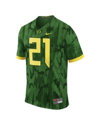 Nike | Green Oregon 33 Legend Men's Jersey for Men | Lyst