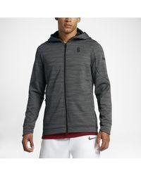 Nike | Black Therma Kyrie Hyper Elite Men's Basketball Hoodie for Men | Lyst
