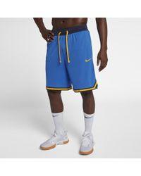 73380481f Nike Dri-fit Dna Men's Basketball Shorts in Blue for Men - Lyst