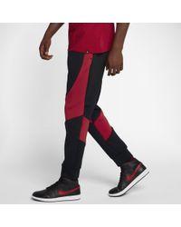finest selection d5f4a e7bcd Lyst - Nike Sportswear Flight Tech Men s Fleece Pants, By Nike in ...