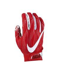 Nike - Red Superbad 4 Men's Football Gloves for Men - Lyst