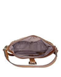 Nine West | Brown Lush Life Hobo Bag | Lyst
