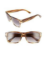 a926d41284d Lyst - Tom Ford Mason 59mm Sunglasses - Dark Brown  Gradient Smoke ...