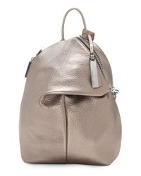 Vince Camuto - Multicolor Small Giani Leather Backpack - Lyst