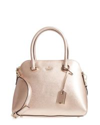 Kate Spade - Pink Cameron Street - Maise Satchel - Lyst