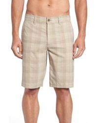 Jack O'neill - Natural Rally Stretch Board Shorts for Men - Lyst