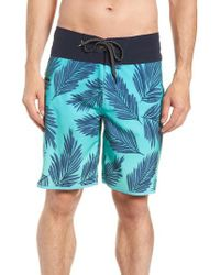 Rip Curl - Green Mirage Mason Rockies Board Shorts for Men - Lyst