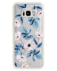 Sonix - White Floral Samsung Galaxy S8 And Galaxy S8 Plus Case - Lyst