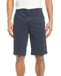 AG Jeans | Blue 'griffin' Chino Shorts for Men | Lyst