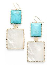 Lana Jewelry - Metallic 'riviera - Viva' Drop Earrings - Lyst