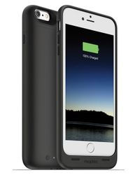 Mophie | Black Juice Pack Iphone 6 Plus/6s Plus Charging Case | Lyst