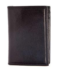 Trafalgar - Black 'hawthorne' Money Clip Wallet for Men - Lyst