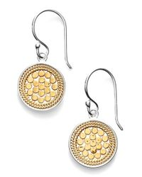 Anna Beck | Metallic 'gili' Small Drop Earrings | Lyst