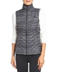 The North Face | Black Thermoball Primaloft Vest | Lyst