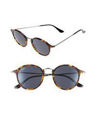 Ray-Ban   Black 49mm Retro Sunglasses for Men   Lyst