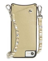 Bandolier - Multicolor Stella Iphone 6/7/8 & 6/7/8 Plus Leather Crossbody Case - - Lyst