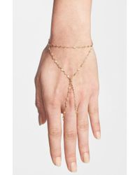 Lana Jewelry | Yellow 'mystiq' Hand Chain | Lyst