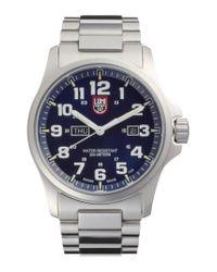 Luminox | Blue Atacama Field Bracelet Watch for Men | Lyst