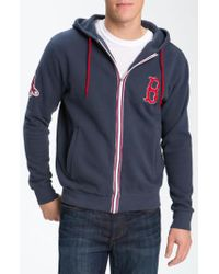 Wright & Ditson - Blue 'boston Red Sox' Hoodie for Men - Lyst