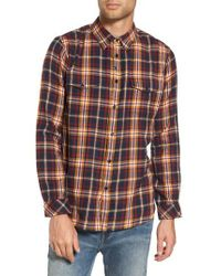 Imperial Motion | Multicolor Henderson Flannel Shirt for Men | Lyst