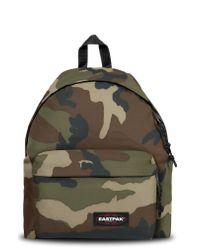 Eastpak - Green Padded Pak'r Nylon Backpack - Lyst