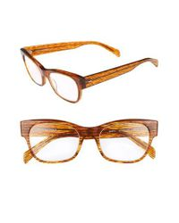 Corinne Mccormack - Orange Marty 51mm Reading Glasses - Lyst