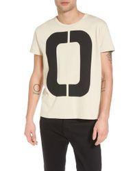 Levi's Black Levi's Vintage Clothing 1960s Loose Graphic T-shirt for men