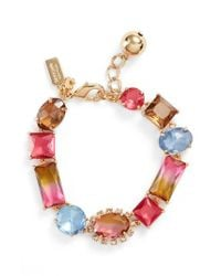 Kate Spade | Metallic Light Things Up Bracelet | Lyst