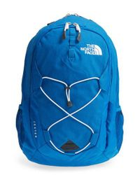 The North Face - Natural 'jester' Backpack for Men - Lyst