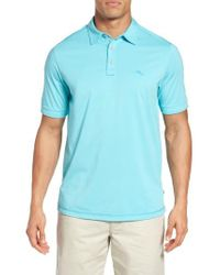 Tommy Bahama - Blue Tropicool Spectator Polo for Men - Lyst