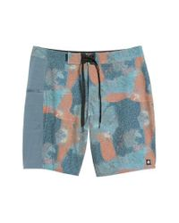 Tavik - Gray Solana Pool Shorts for Men - Lyst