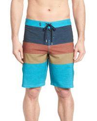 O'neill Sportswear - Blue Hyperfreak Quatro Board Shorts for Men - Lyst