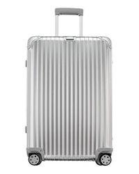 Rimowa - Topas 29 Inch Multiwheel Aluminum Packing Case - Metallic - Lyst