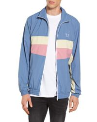 Barney Cools - Blue B. Quick Track Jacket for Men - Lyst
