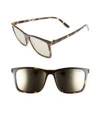 Le Specs - Multicolor 'master Tamers' 56mm Sunglasses - Coal Tortoise - Lyst