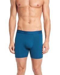 Calvin Klein - 2-pack Boxer Briefs, Blue for Men - Lyst
