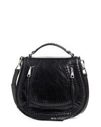Rebecca Minkoff   Brown Vanity Saddle Bag   Lyst