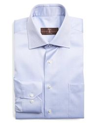 Robert Talbott | Blue Classic Fit Dress Shirt for Men | Lyst