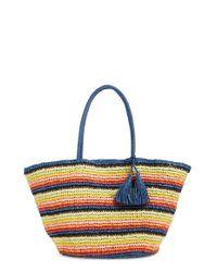 Phase 3 | Multicolor Tassel Crochet Tote | Lyst